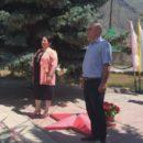 24 июня в Ахтынском районе возложили цветы к Обелиску павшим в годы Великой Отечественной войны землякам (10)