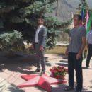 24 июня в Ахтынском районе возложили цветы к Обелиску павшим в годы Великой Отечественной войны землякам (12)
