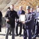 Открытие Обелиска в честь павших воинов миджахцев в Великой Отечественной Войне. (2)