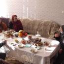 Посещение многодетных матерей, тружениц и ветеранов с. Ахты (12)