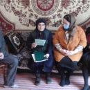 Посещение многодетных матерей, тружениц и ветеранов с. Ахты (5)