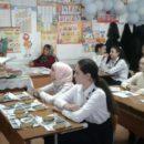 открытый урок Блокада Ленинграда с учащимися 8х классов (4)