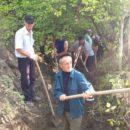 общерайонный субботник для очистки водоканалов «Лайский» и «Мехвер хвал»! (5)